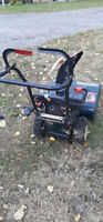 ITEMS FOR SALE  SNOWBLOWER,   FRIDGE, COUCH & POOL TABLE