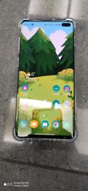 Samsung S10+ 8GB/128GB ( Brand New like )Unlocked any Network