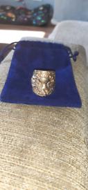 9ct gold Saddle ring 26.5g £540