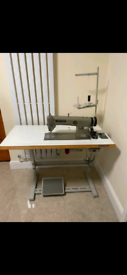 Brother Sewing Machine for Sale along with Wimsew Table stand