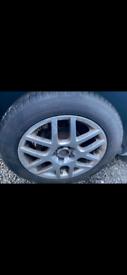 Vw golf bbs Montreal bora alloy wheels alloys