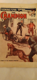 Comic vintage 1946