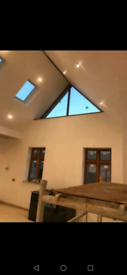 Experienced plasterers
