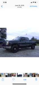 Clean 2004 Chevy 2500 Trade???