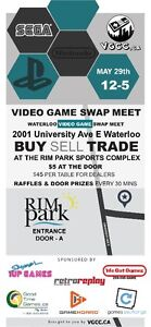 ###Waterloo Video Game Swap is this Sunday May 29th!!!##
