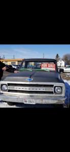 1969 Chevrolet C10 Long Box