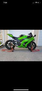Kawasaki Ninja 27K for sale