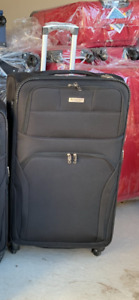 Suitcase Soft side 2 pcs Large Luggage size 30 inches each