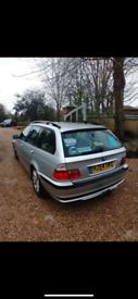 BMW 320D TOURING 12months MOT