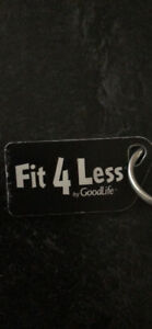 Fit4less black card