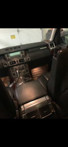 2007 Land Rover Range Rover luxe SUV, Crossover