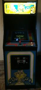 MS. PAC-MAN full sized arcade game