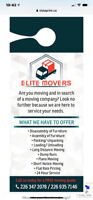 Elite Moving & Delivery