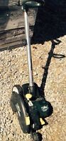 YardWorks - Lawn - Edger - Trencher - Electric