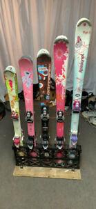 Ski alpin pour enfants 100 cm a 130 cm 45$ch.