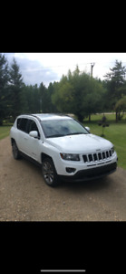 2014 Jeep Compass fully loaded