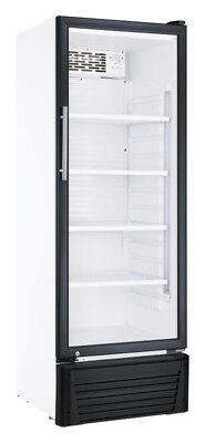 OW Getränkekühlschrank mit 336 Litern Volumen und Glastür