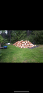 Beautiful fir firewood for sale.   All legally  obtained