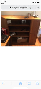 Free 2 piece entertainment centre. Needs to go ASAP