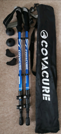 BNWT 2 Lightweight Adjustable Walking /Trekking Poles