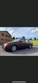 Ford sierra sapphire Rs cosworth 2wd