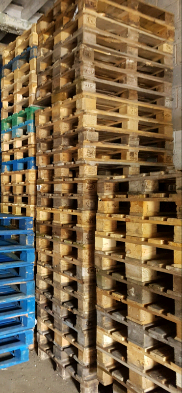 cheap wooden pallets for sale. delivery available | in ...