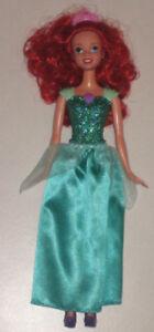 Disney Princess Sparkle Doll - Ariel