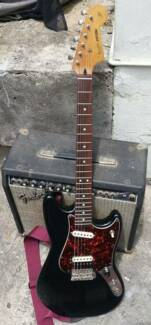 Original Fender Cyclone Guitar
