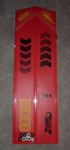 2 Cushion Bumpershot game, excellent condition
