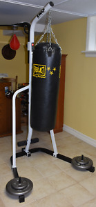 TKO Punching Bag Stand