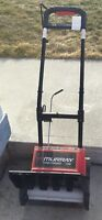 Small home size snow blower $80 firm.