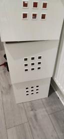 Ikea kallax unit (Lekman) box