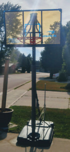 "Moving Sale!! Save $250+. 48 "" Matrix Basketball System/Stand"