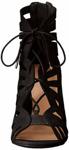 NEW IN BOX Size 6 Black Strappy Heels from Call it Spring