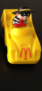 McDONALD'S--PULL AND GO RACE CARS--ASSORTED