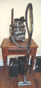 Filter Queen Majestic Vacuum Cleaner with Hose & Attachments
