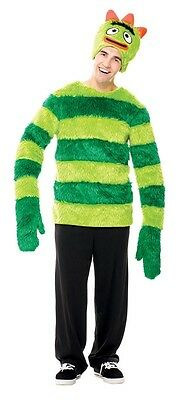Brand New Adult Yo Gabba Gabba Brobee Costume - Awesome!](Brobee Costume)