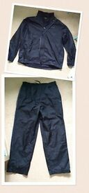 Men's Dunlop Golf Waterproofs Size L/XL
