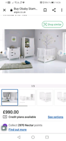 Baby/ nursery furniture