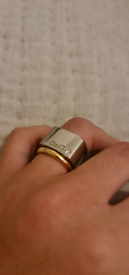 D&G Ring Silver