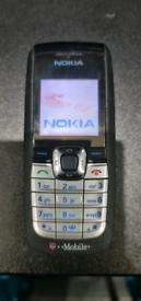 Nokia 2610 Tmobile/EE/Virgin Basic Mobile Phone