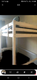 Ideas double loft bed