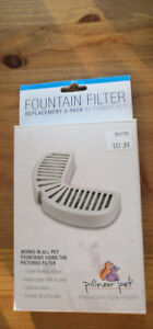 Brand New Fountain Filter By Pioneer Pet