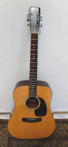 Vintage Kiso Suzuki AB 300 Guitar
