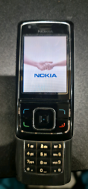 Nokia 6288 Basic Camera Mobile phone Unlocked to all networks