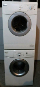 """24"""" WHIRLPOOL WASHER AND DRYER FOR SALE!"""