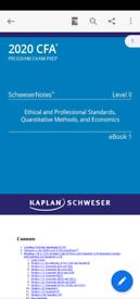 CFA Level 2 Schweser 2020 Complete Package
