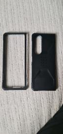 UAG Civilian Samsung Galaxy Z Fold 3 Protective Case - Mallard Blue