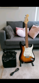 Squire by Fender&Amp