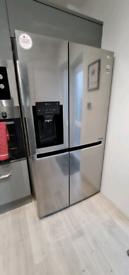 Fridge Freezer LG GSL760PZXV